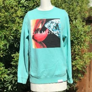 Diamond Supply Co.Crew Neck Sweatshirt